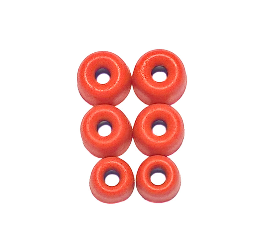 TCM Memory FOAM {SML} ♫ 3 Pairs (Pack of 6) Ear Pads Replacement Buds for In Ear Headphones. Size: S/M / L