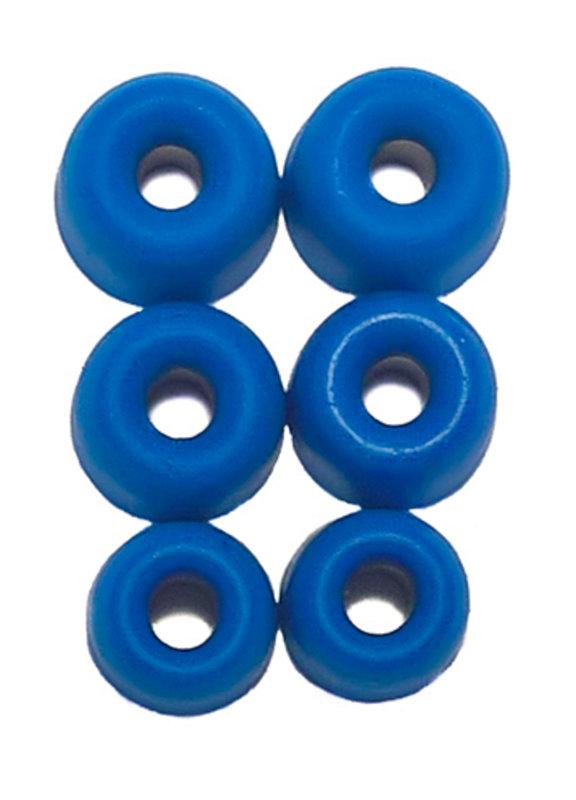 TCM Memory FOAM {SML} ♫ 3 pāri (6 gab) maināmās austiņu gumijas InEar mūzikas austiņām. Pielāgojas auss formai, slāpē apkārtējo troksni, uzlabo skaņu ♫ Zils