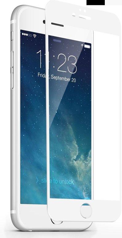 Aizsargstikls izgatavots no augstas kvalitātes materiāliem, piemērots iPhone 6 plus