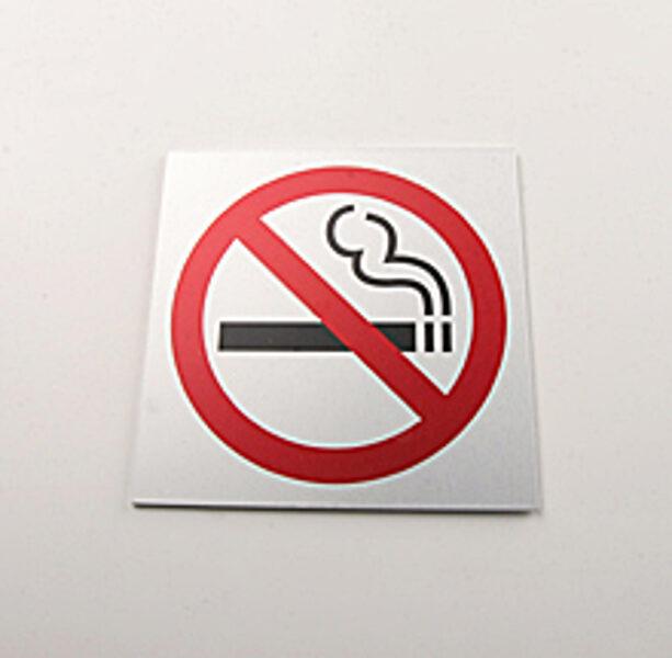 Aizlieguma plāksnītes, smēķēt - opcijas